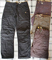 Котоновые брюки для мальчиков Glo-Story 134-164р.р