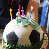 Свічки для торта, феєрверки