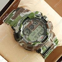 Часы женские наручные Casio GA-100A Militari Gray
