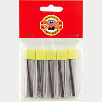 Стрижні Koh-i-noor для хутро. олівця 0,3 мм HB блістер 5 шт 4132.HB/5/P