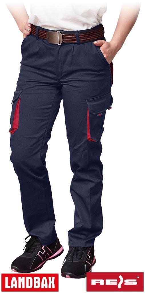 Штани робочі REIS Польща (робочий одяг) FRAULAND-T GC