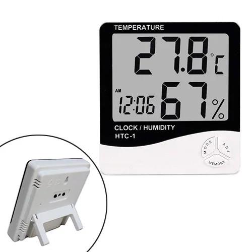 Термометр гигрометр цифровой -10~50C ЖК 3.8