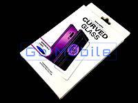 Стекло защитное iPhone XR, iPhone 11 3D прозрачное (с UV клеем и лампой)