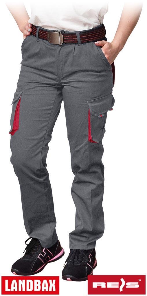 Штани робочі REIS Польща (робочий одяг) FRAULAND-T SC