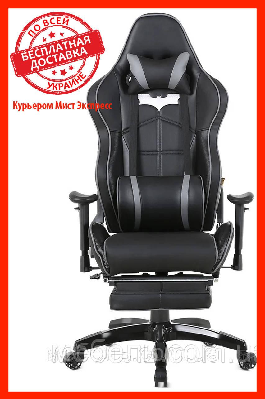 Компьютерное детское кресло Barsky SD-27 Batman Black, черный