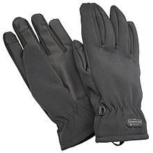 Милитарка™ перчатки зимние Thinsulate Softshell TouchScreen черные