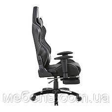 Кресло для врача Barsky SD-27 Batman Black, черный, фото 3