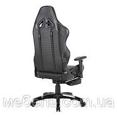 Кресло для врача Barsky SD-27 Batman Black, черный, фото 2