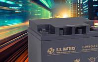 Аккумуляторы B.B.Battery