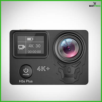 Action Camera Eken H5S Plus (Черный), фото 2
