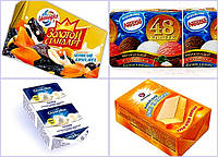 Упаковка для мороженого в брикетах