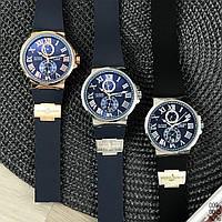 Мужские наручный часы Япония Ulysse Nardin Реплика Кварц\Механика