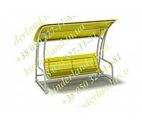 Качеля-диван для детской площадки