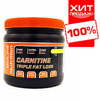Л-карнитин для похудения в порошке 500 г. (100 порций) Carnitine Bio Line Nutrition