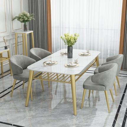 Мраморный стол прямоугольный. Большой выбор размеров. Модель RD-9008