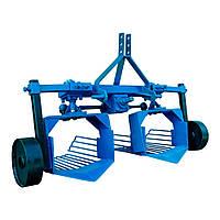 Картоплевикопувач вібраційний ДТЗ-2В (дворядний, без карданного валу)