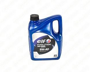 Моторное масло ELF Evolution Full-Tech FE 5W30 (5 Liter)