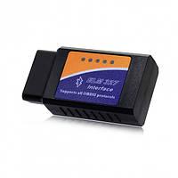 Диагностический автосканер OBD2  ELM327, Wi-Fi для диагностики автомобиля