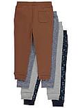 Стильные спортивные штанишки на футере Джордж для мальчика (поштучно), фото 2