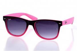 Солнцезащитные очки Ray Ban Wayfarer 2140C60, унисекс