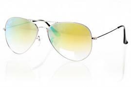 Солнцезащитные очки Ray Ban Original 3026LIME-S, унисекс
