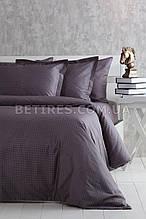 Комплект постельного белья 160x220 PAVIA ALANZO серый