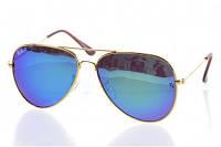 Солнцезащитные очки Ray Ban Aviator 3026G-P, унисекс