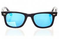 Солнцезащитные очки Ray Ban Wayfarer 2140-901-17, унисекс, фото 1