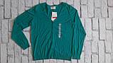 Стильная женская хлопковая кофта, пуловер от C&A, Германия, размер S-M, фото 5