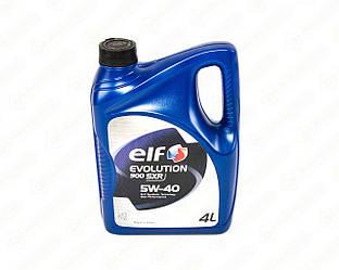 Моторне масло ELF Evolution 900 SXR 5W40 (4 Liter)