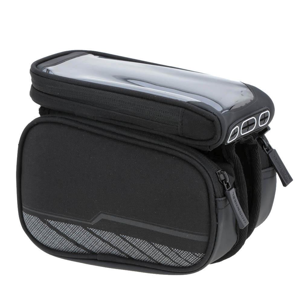 """Сумка Ride Premium с боковыми карманами, на раму, для телефона до 6.0"""""""