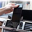Автомобильный держатель для  телефона  в дефлектор SJJ-861, фото 4
