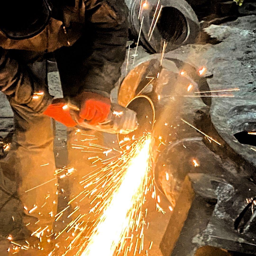 Литье черного металла от 1 кг, сталь/чугун