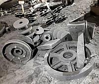 Литье черного металла от 1 кг, сталь/чугун, фото 2