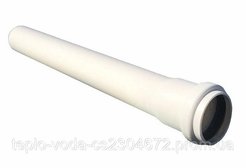 Труба 32х1000 для канализации Ostendorf