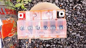 Аккумулятор гелевый 12В 4А  качеств оранжевый GEL, фото 3