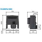 Автоматичний привід BK-1200 для воріт масою до 1200 кг і довжиною до 20 м.., фото 2
