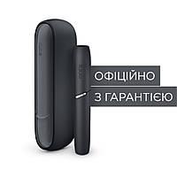 IQOS 3 Duo Чёрный - Набор для нагревания табака (Палочки для чистки в комплекте)