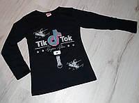 Реглан для девочек Тик Ток Tik Tok, фото 1