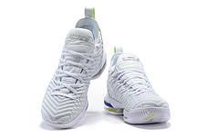 "Кроссовки Nike Lebron 16 Buzz Lightyer ""Белые"", фото 3"