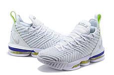 "Кроссовки Nike Lebron 16 Buzz Lightyer ""Белые"", фото 2"
