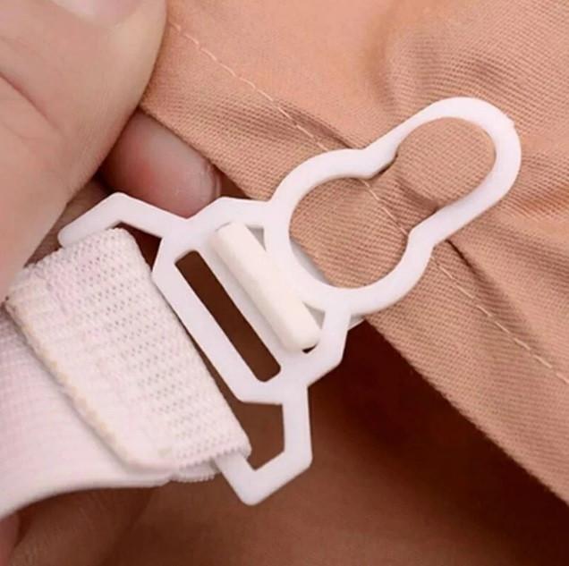 Резинки для фиксации простыней. 4шт/уп (Эластичные резинки для крепления простыни)