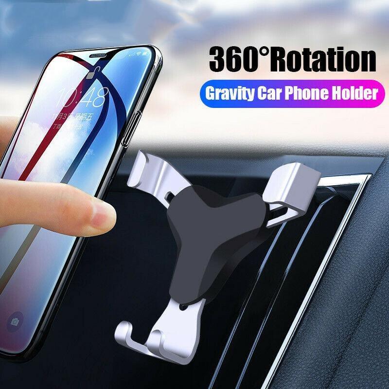 Автомобильный держатель для  телефона  в дефлектор SJJ-861