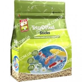 Корм для рыб Tetra Pond sticks 50л.5,04кг  плав.гранулы основ.корм 241602