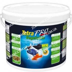 Тetra PRO Vegetable Crisps корм для растительноядных рыб 10 л