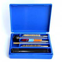 Набор MEGAline для чистки пистолетов кал 7 мм Латунь 1/8 (1425.00.34)