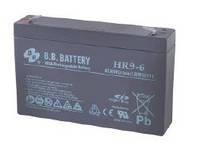 Аккумуляторы B.B.Battery HR 9-6/T2