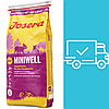 Корм Йозера Мінівель Josera Miniwell корм беззерновой для дорослих собак дрібних порід з птахом 15кг