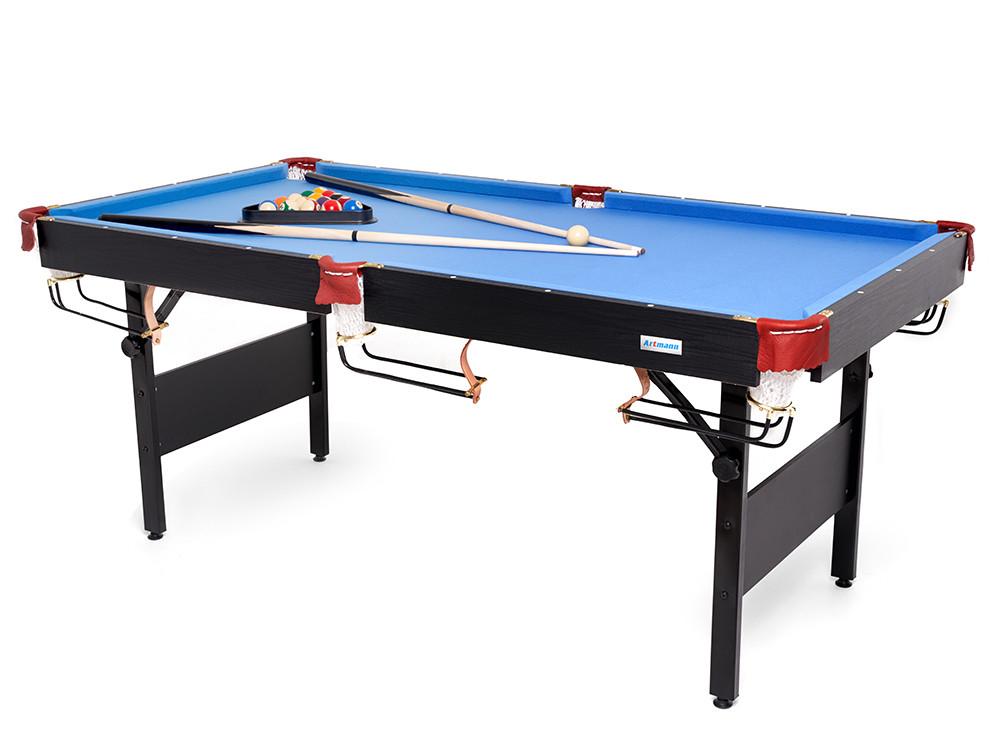 Складной бильярдный стол Houston 6 футов