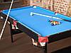Складной бильярдный стол Houston 6 футов, фото 7